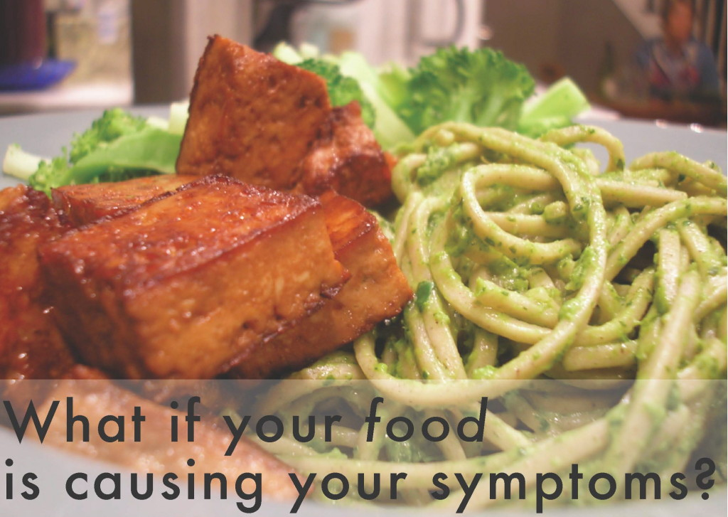 food and symptoms